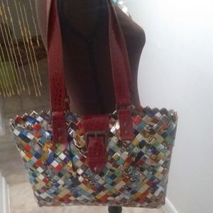 Uniquely Designed Handbag